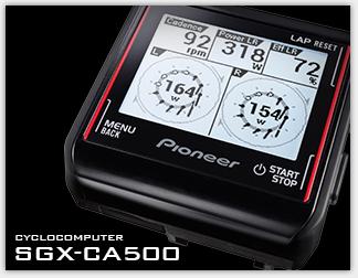 Pioneer cyclesports | HOME | Pioneer power meter