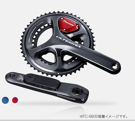 170//172.5 mm Stages 105 5800 Power L Power Meter Crankarm NEW