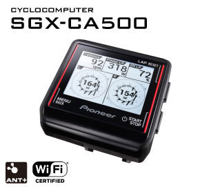 CYCLOCOMPUTER SGX-CA500